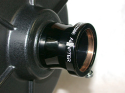 ZenithStar 66 SCT用2インチ接眼アダプター
