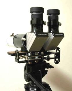 双眼鏡望遠鏡