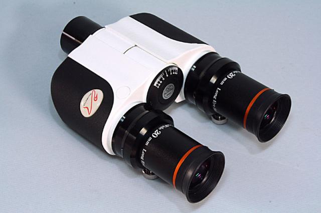 ウルトラワイド20mm双眼セット